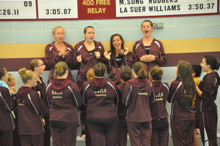 Lincoln Girls Swimming Host Pink In The Pool Swim Invitational Lincoln High School