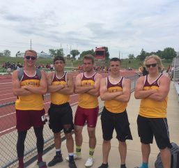 Boys State Track