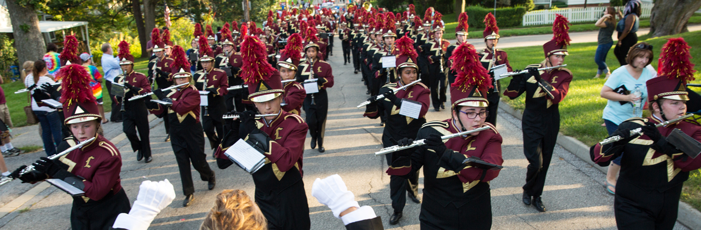 Lincoln High School Marching Band
