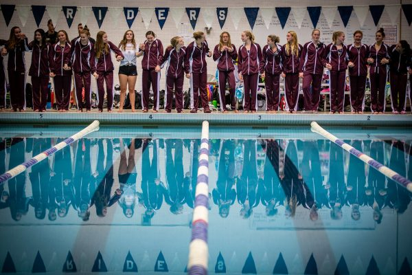 Lincoln on Top at CIML Metro Diving, Swimming Meets